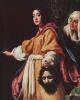 Иудифь с головой Олоферна
