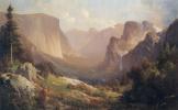 Томас Хилл. Йосемити