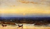 Восход солнца в Лонг-Бранч, Нью-Джерси