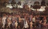 Пьетро Перуджино. Путешествие Моисея в Египет