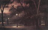 Михай Либ Мункачи. Вечер в парке Монсо