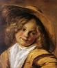 Ребенок в соломенной шляпе