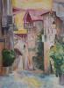 Spain. Little street