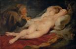 Peter Paul Rubens. Angelica and Eremit