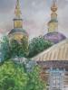 Вид на Ильинскую церковь