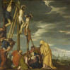Calvary. Crucifixion of Christ