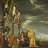 Calvary. Crucifixion of Christ