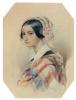 Portrait Of A. O. Smirnova-Rosset