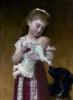 Девушка и кукла