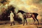 Джордж Стаббс. Эштон, первый виконт Керзон, со своей лошадью Марией