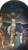 Распятие. Фрагмент росписи Владимирского собора в Киеве