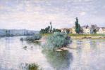 Клод Моне. Сена в Лавакуре