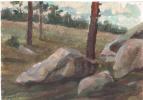 Arkady Pavlovich Laptev. Boulders