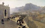Лев Феликсович Лагорио. Отбитие штурма крепости Баязет 8 июня 1877 года