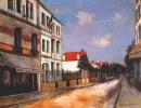 Street Asnières