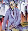 Portrait Of A. Y. Tairov