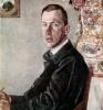 Portrait Of E. F. Gollerbakh
