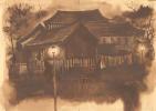 Аркадий Александрович Лурье. Китайский домик. 1970-е