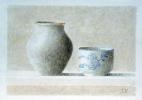 Still life jug and Cup