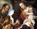 Святое семейство со Святым Иоанном Крестителем
