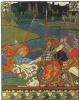 Волга со своими войсками