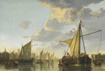 The Harbour Of Dordrecht