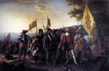 Джон Вандерлин. Колумб высадка в Гуанахани в 1492 году