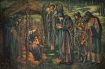 Edward Coley Burne-Jones. Bethlehem star