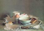 Элизабет Пакстон. Завтрак