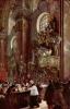 Проповедь в приходской церкви в Иннсбруке