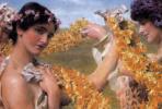Лоуренс Альма-Тадема. Когда цветы возвращаются