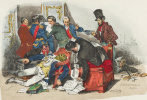 Jean Inias Isidore (Gerard) Granville. Ministers attacked by cholera