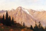 Томас Хилл. Вершины гор