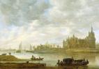 Ян ван Гойен. Замок Вейк в Дурстеде