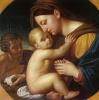 Мадонна с младенцем Христом и Иоанном Крестителем