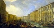 Регата на Большом канале в Венеции