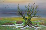 Наджаф Мамедали оглы Мамедов. Весна приближается