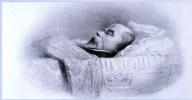 Шевченко на смертном одре
