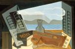 Хуан Грис. Открытое окно