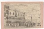 Джованни Антонио Каналь (Каналетто). Дворец дожей в Венеции