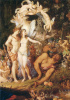 Примирение Оберона и Титании (фрагмент)