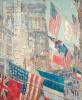 """День Cоюзников, май 1917 (серия """"Флаги"""")"""