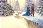 Рут Сандерсон. Зимняя история любви