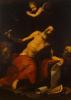 Святой Иероним и ангел (Святой Иероним слышит звук небесной трубы)