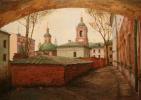 Хитровский дворик