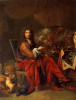 Шарль Лебрен, живописец короля