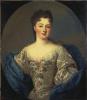Портрет Луизы-Аделаиды Орлеанской