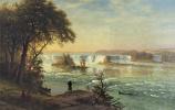 Альберт Бирштадт. Водопад Святого Антония