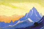 Гималаи (Соната надземных красок)