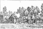 Питер Брейгель Старший. Серия Малые пейзажи, пейзаж №23